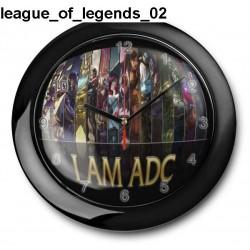 Zegar League Of Legends 02