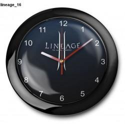Zegar Lineage 16