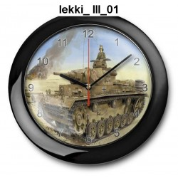 Zegar Lekki Iii 01