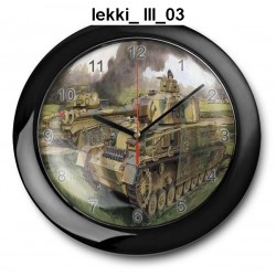 Zegar Lekki Iii 03