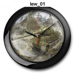 Zegar Lew 01