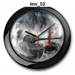 Zegar Lew 02