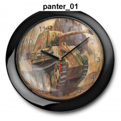 Zegar Panter 01