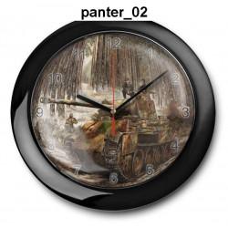 Zegar Panter 02