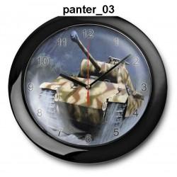 Zegar Panter 03