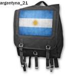 Plecak kostka Argentyna 21