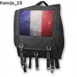 Plecak kostka Francja 23