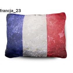 Poduszka Francja 23