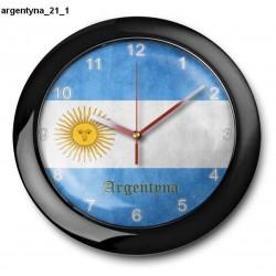 Zegar Argentyna 21