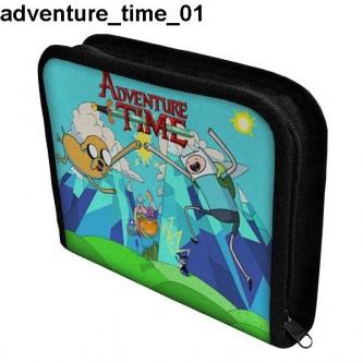Piórnik 3 Adventure Time 01