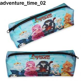 Piórnik Adventure Time 02