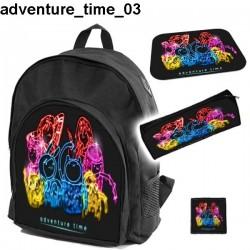 Zestaw szkolny Adventure Time 03