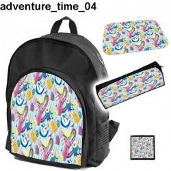 Zestaw szkolny Adventure Time 04