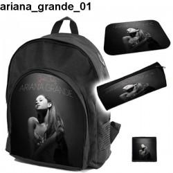 Zestaw szkolny Ariana Grande 01