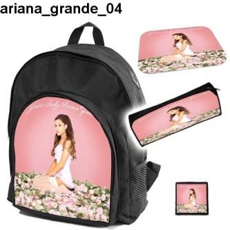 Zestaw szkolny Ariana Grande 04