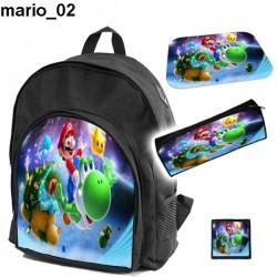 Zestaw szkolny Super Mario Bros 02