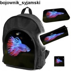 Zestaw szkolny Bojownik Syjamski 01