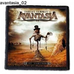 Naszywka Avantasia 02