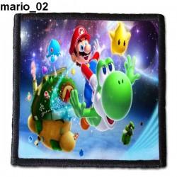 Naszywka Super Mario Bros 02