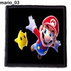 Naszywka Super Mario Bros 03