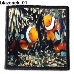 Naszywka Blazenek 01