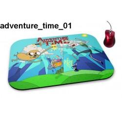 Podkładka pod mysz Adventure Time 01