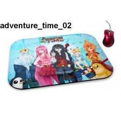 Podkładka pod mysz Adventure Time 02