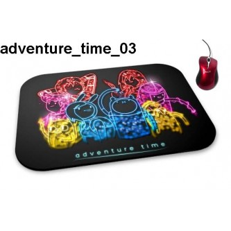 Podkładka pod mysz Adventure Time 03