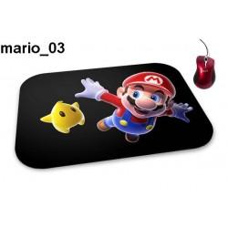 Podkładka pod mysz Super Mario Bros 03