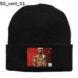 Czapka zimowa 50 Cent 01