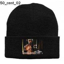 Czapka zimowa 50 Cent 02