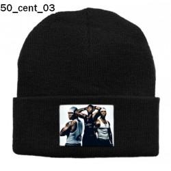 Czapka zimowa 50 Cent 03