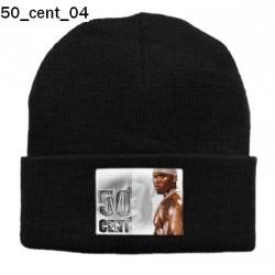 Czapka zimowa 50 Cent 04