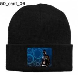 Czapka zimowa 50 Cent 06