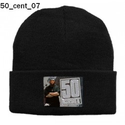 Czapka zimowa 50 Cent 07