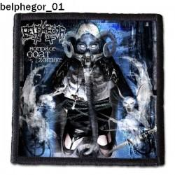 Naszywka Belphegor 01