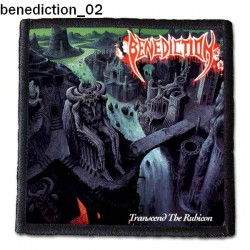 Naszywka Benediction 02