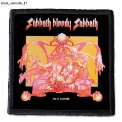 Naszywka Black Sabbath 17
