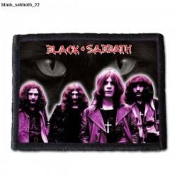Naszywka Black Sabbath 22