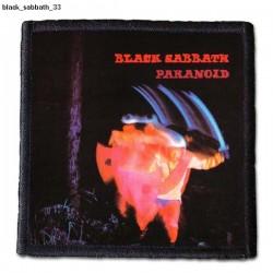 Naszywka Black Sabbath 33