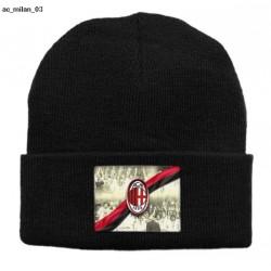 Czapka zimowa Ac Milan 03