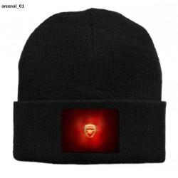 Czapka zimowa Arsenal 01