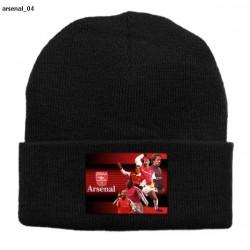 Czapka zimowa Arsenal 04