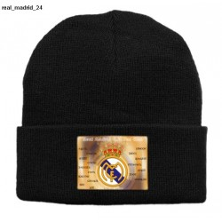Czapka zimowa Real Madrid 24