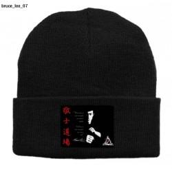 Czapka zimowa Bruce Lee 07