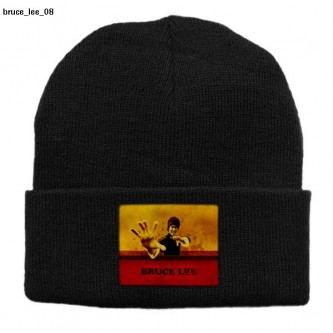Czapka zimowa Bruce Lee 08