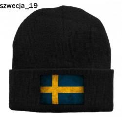 Czapka zimowa Szwecja 19