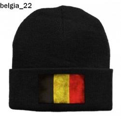 Czapka zimowa Belgia 22