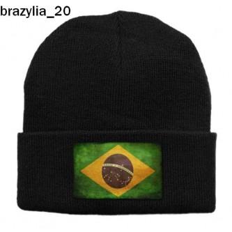 Czapka zimowa Brazylia 20