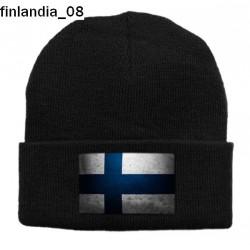 Czapka zimowa Finlandia 08